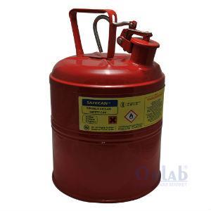 Safecan® Solvent Saklama Kabı, Galvaniz Boyalı, 11,5 Lt.