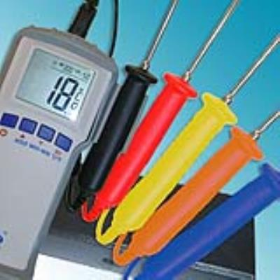 Termistör Problu Termometre, -50+300°C / -58+572°F
