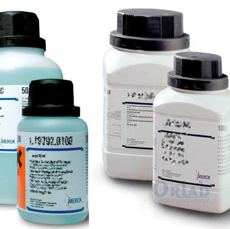 Manganese standard solution traceable to SRM from NIST Mn(NO3)2 in HNO3 0.5 mol/l 1000 mg/l Mn CertiPUR®