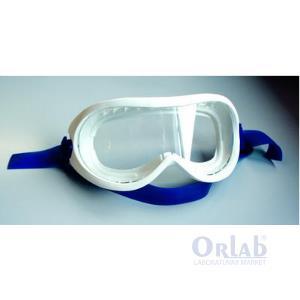 Cleanroom Tam Koruma Gözlüğü, Otoklavlanabilir, Google Tipi