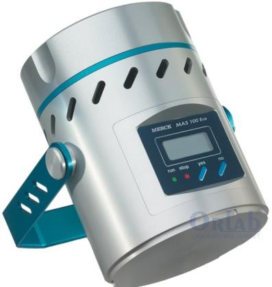 MAS-100 Eco Airsampler for food industry 1 UNIT